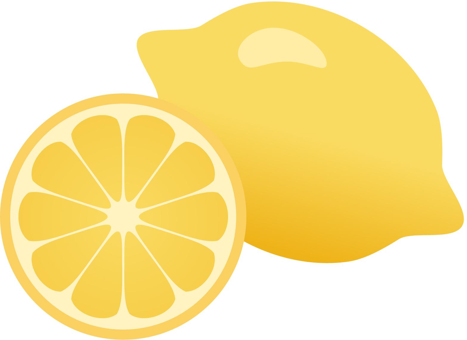 レモン イラスト