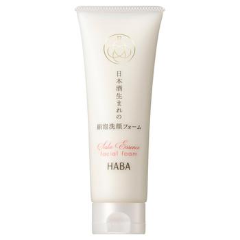 日本酒生まれの絹泡洗顔フォーム 写真