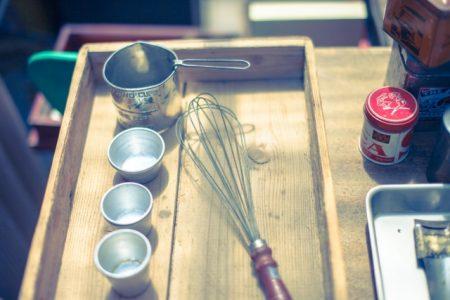 キッチン用品 写真